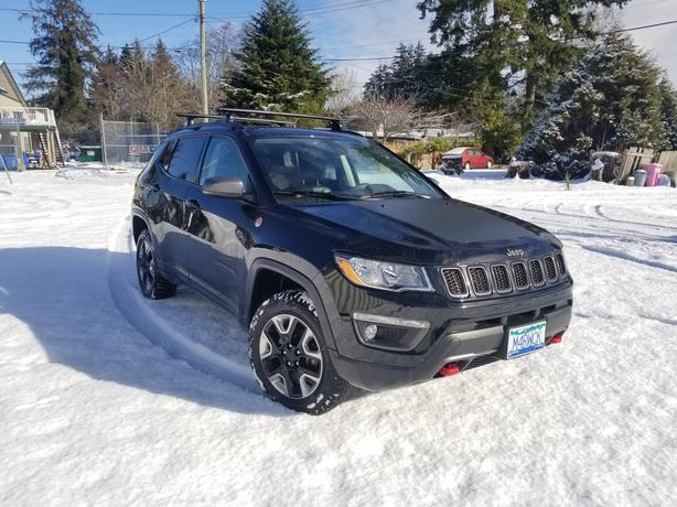 Fully Loaded JEEP Compass 2017