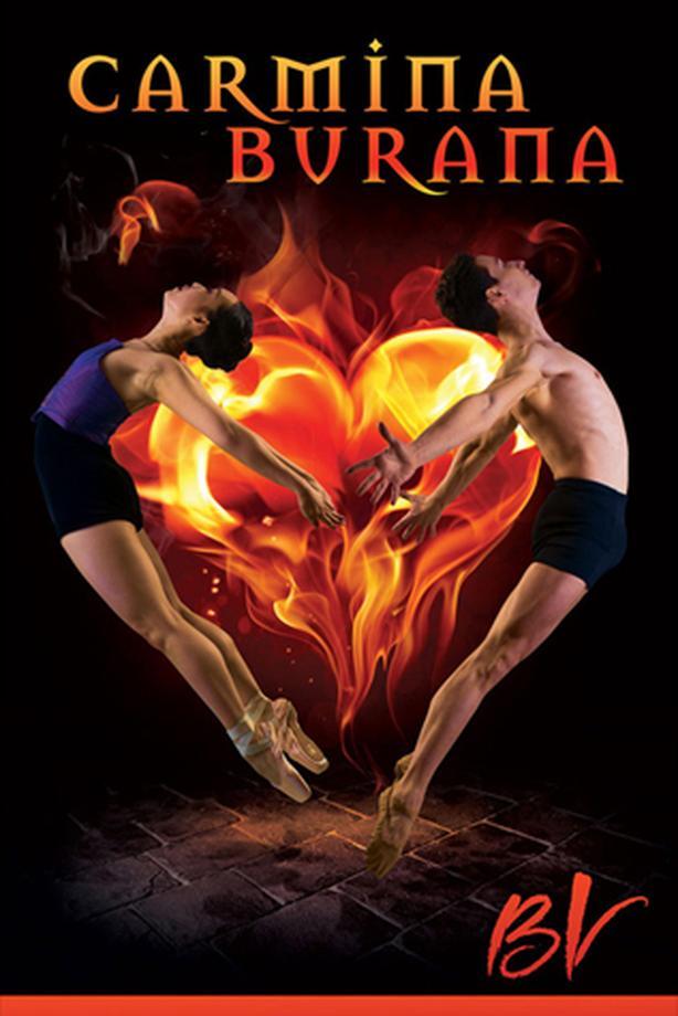 2 tickets to Ballet Victoria's - Carmina Burana