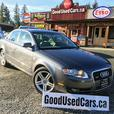 2007 Audi A4 Quattro - 2.0 T Turbo All-Wheel-Drive - Only 116,000 KM