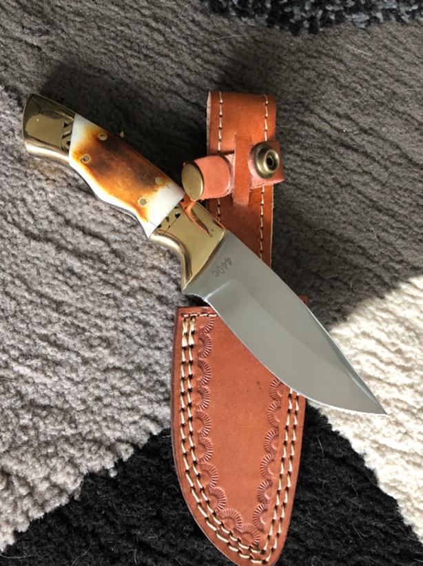 Knife, skinner