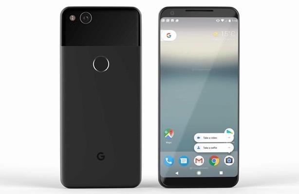 stolen Google pixel 2 phone