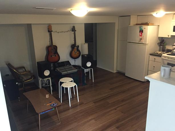 One-Month Sublet in Fernwood