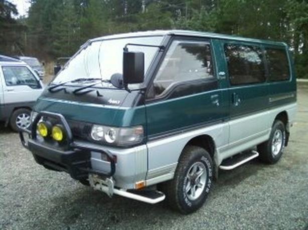 1994 MITSUBISHI DELICA L300