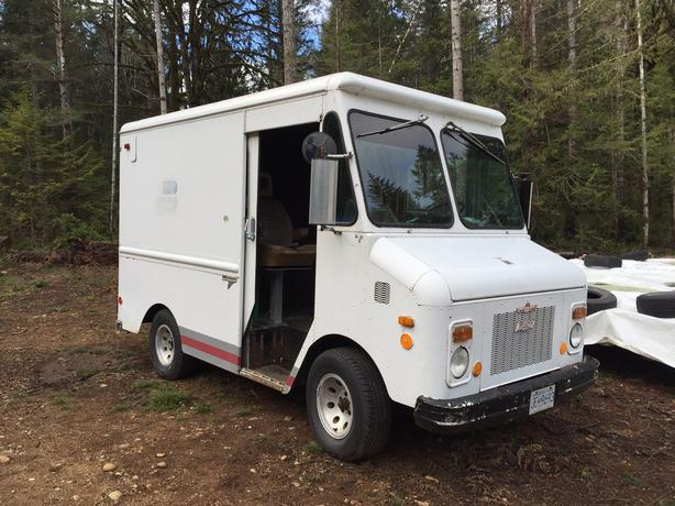 1979 Grumman Junior Kurbmaster Stepvan