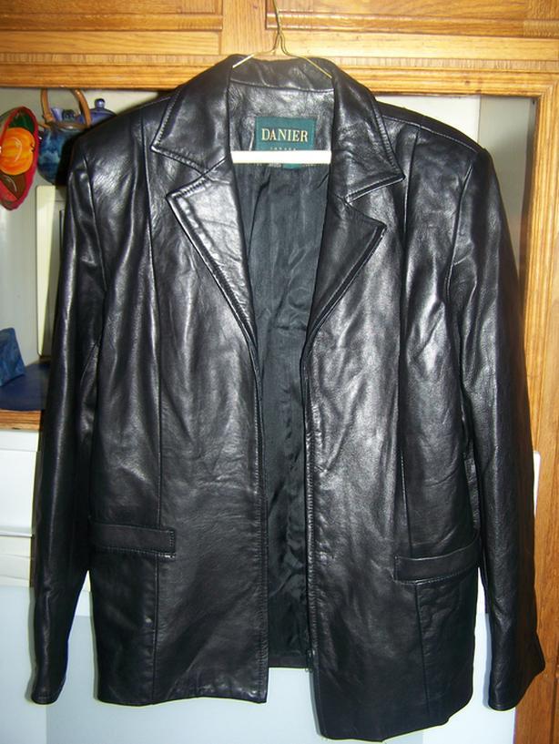 Gorgeous Danier Leather Jacket
