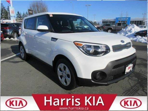 2019 Kia Soul LX RATES AS LOW AS 0.9% O.A.C