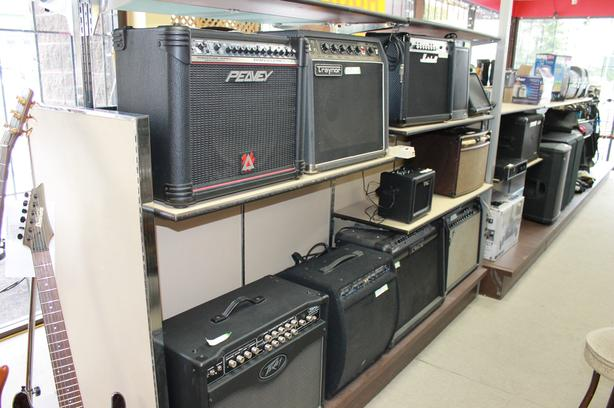 Lots of great guitar amps