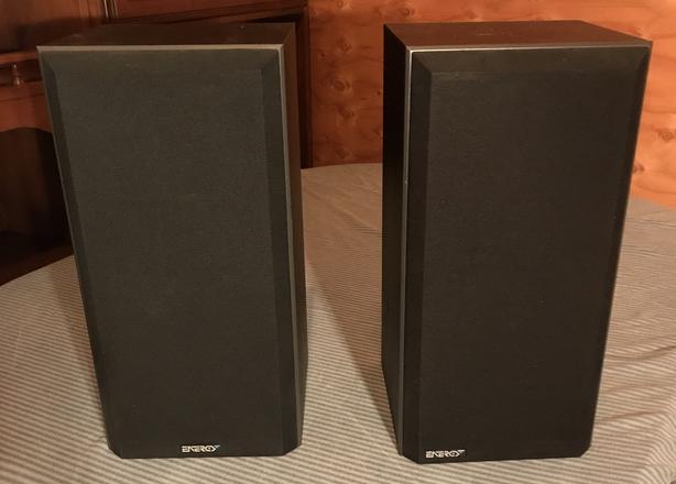Pair Of Energy Speakers