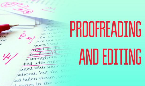 Proofreading, Editing & Critiquing Services Available!