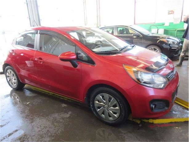2012 Kia Rio LX+  Heated Seats Blue Tooth