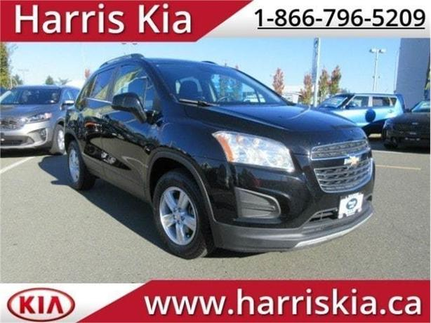 2016 Chevrolet Trax LT AWD Low Kilometers Backup Camera