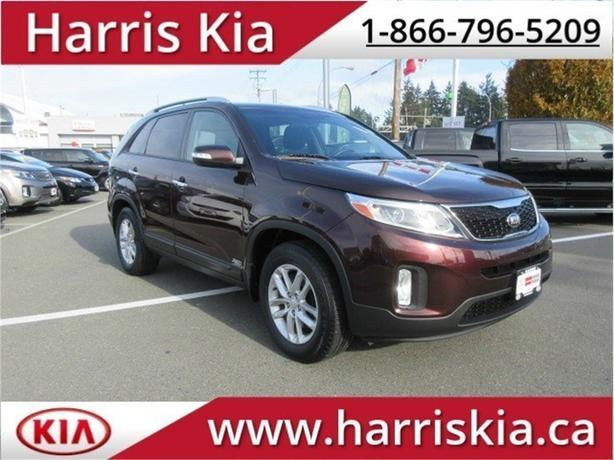 2015 Kia Sorento LX AWD Low Kilometers Heated Seats