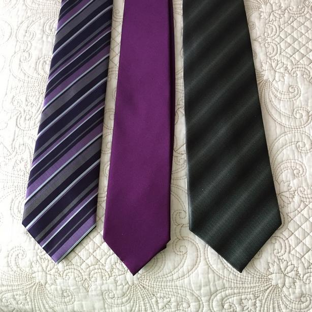 Men's Ties, all in excellent condition ~ $5 each