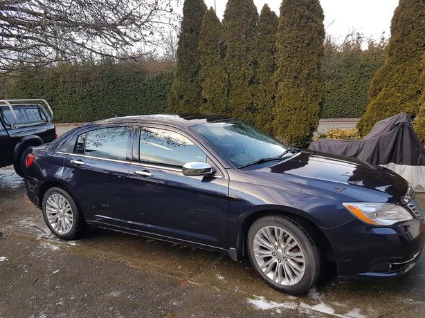 Fully Loaded Chrysler 200