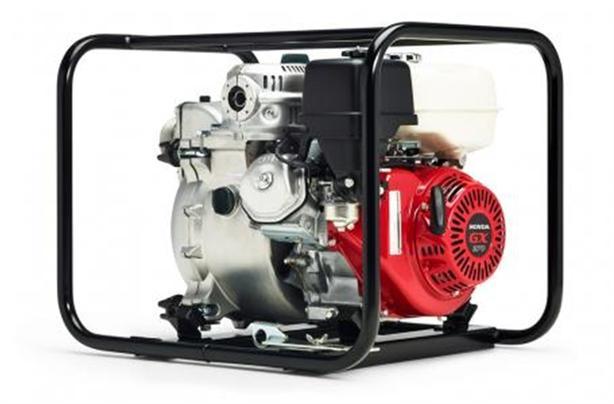 "2018 Honda Trash Pump 3"" - WT30XK4C"