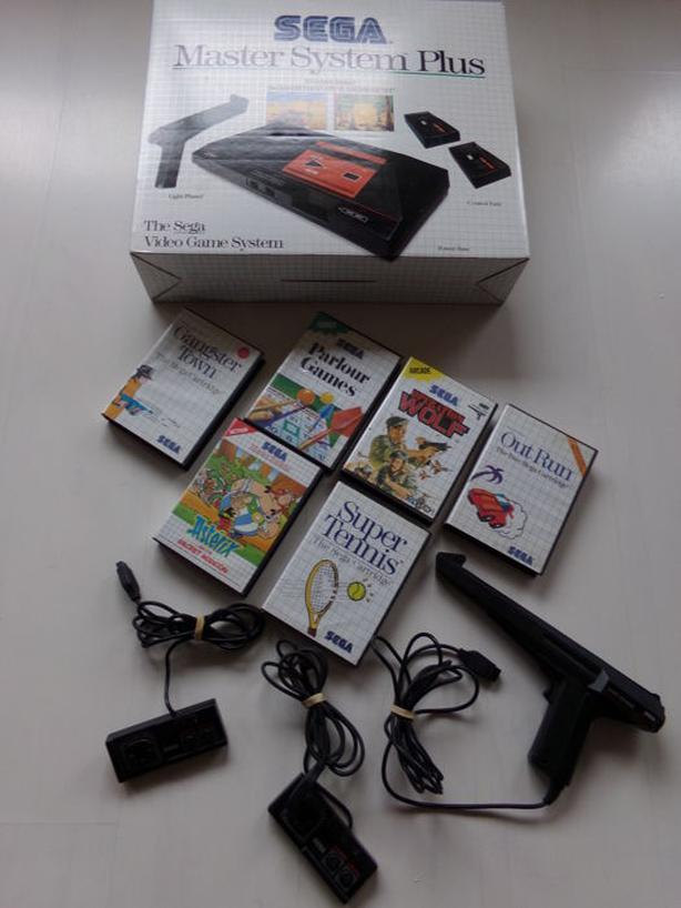 WANTED: Looking for Turbo graphx 16 and Sega Master system