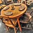 various pieces of furniture and home decor
