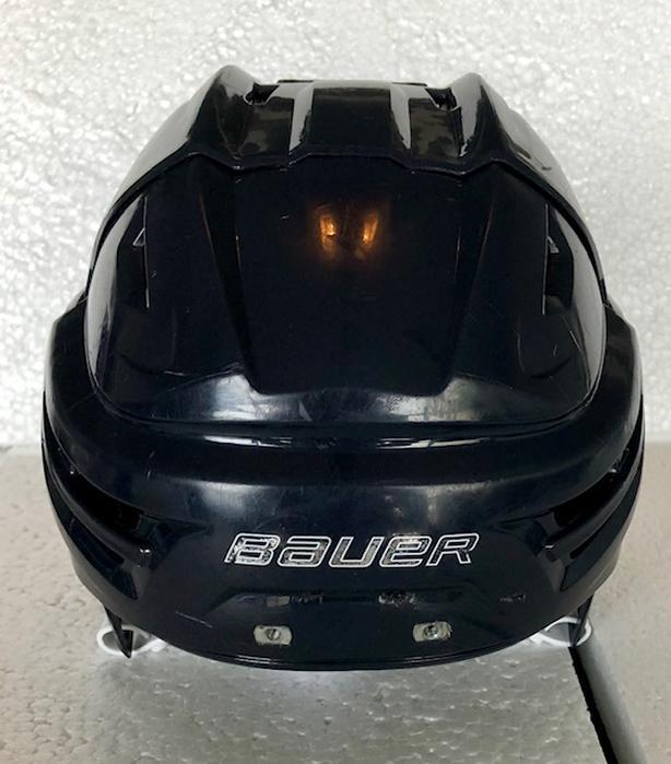 Bauer Reakt Hockey Helmet Size Medium Navy
