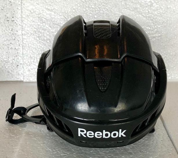 Reebok 11K Hockey Helmet Size Medium Black