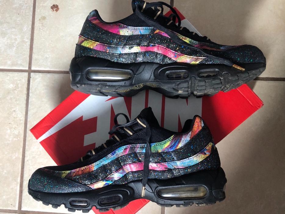new arrival 909ae dca54 $185 · Nike Air Max 95 Caribana