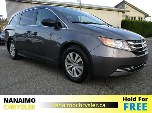 2016 Honda Odyssey SE One Owner No Accidents