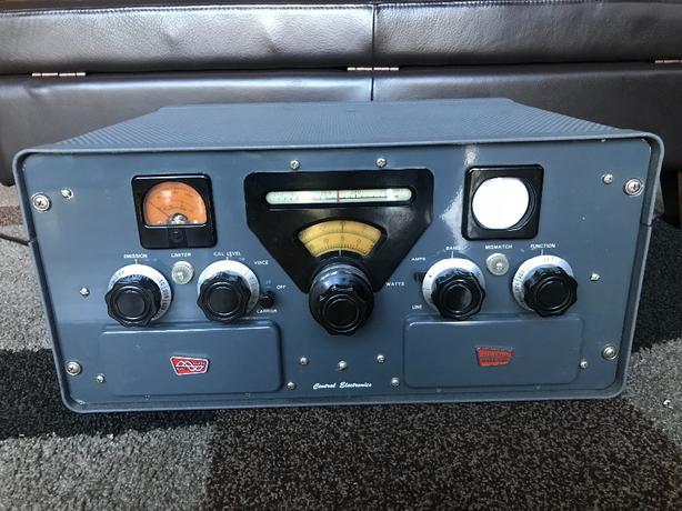  Log In needed $199 · Central Electronics 100V amateur radio transmitter