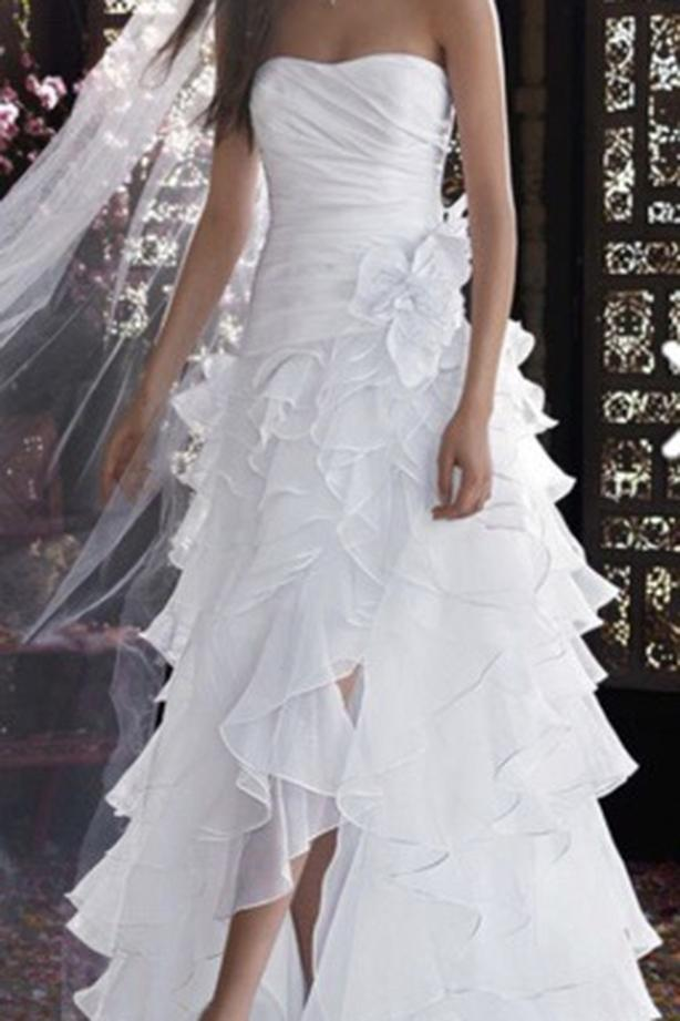 NEW size 20 wedding gown