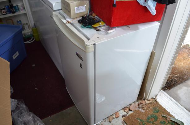 Whirlpool 3.3 cu ft. mini fridge