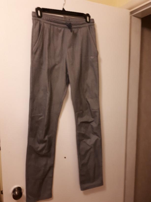 Athletic Works size 14 -16 medium grey jogger