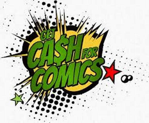 Cash for collectibles, comics, movie posters,