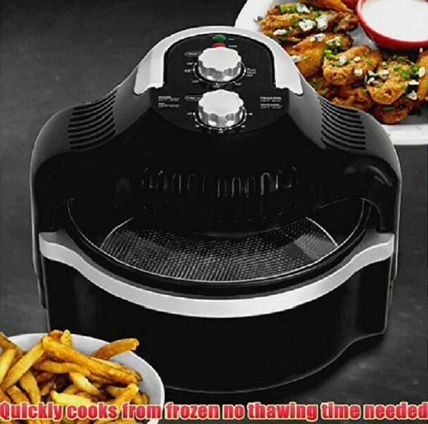 Cooklite 1000W Aero Fryer