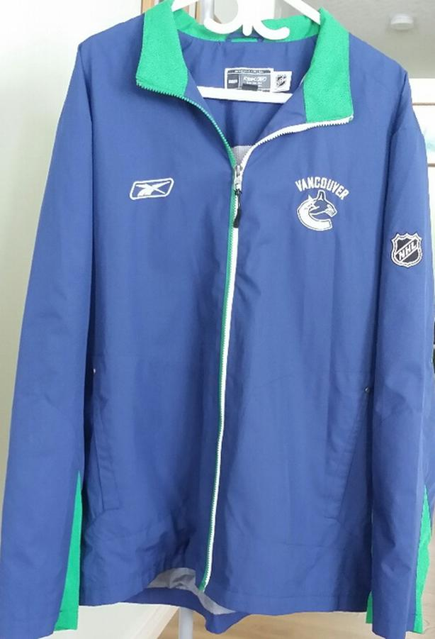 Vancouver Canucks NHL Jacket