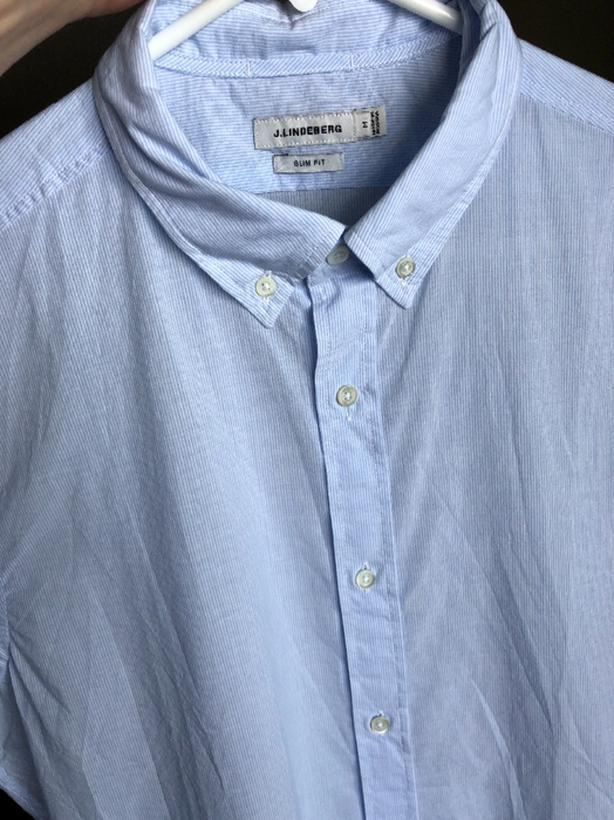 BNWOT J. Lindeberg short sleeve shirt sz Med