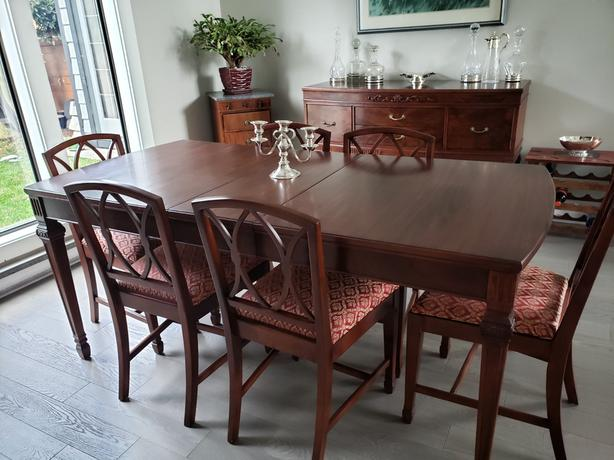 Fabulous Dining Room Table Corner China Cabinet Amp Buffet Saanich Interior Design Ideas Clesiryabchikinfo