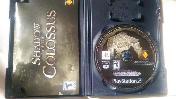 Shadow of the Colossus  (PS2)  Legendary.