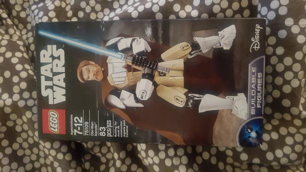 Lego Obi Wan , 75109 , nib