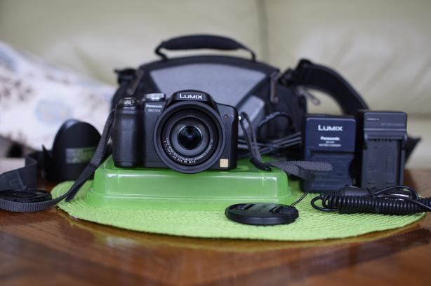 Panasonic Lumix DMC-FZ18 Bridge Camera