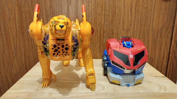 Big Transformers Toys for Sale!