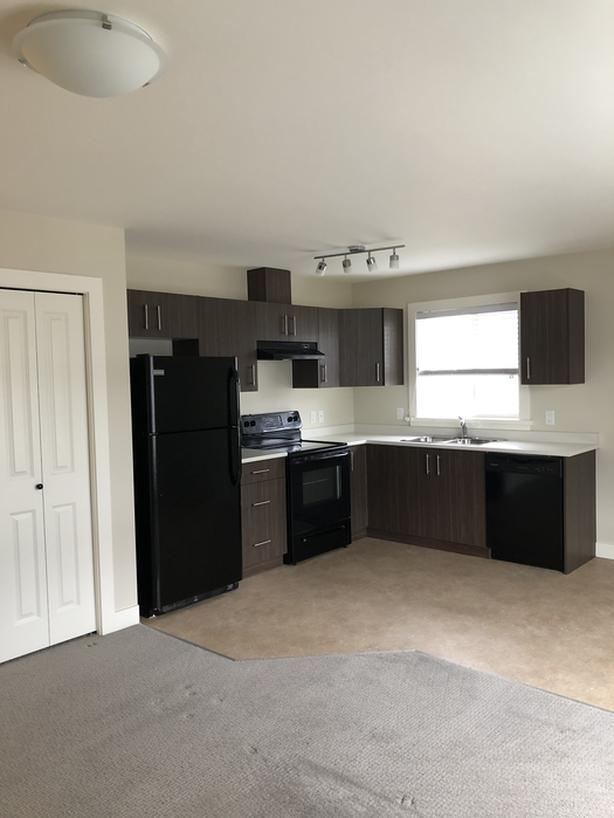 March 1st , or 15th One bedroom suite for rent. Westshore.