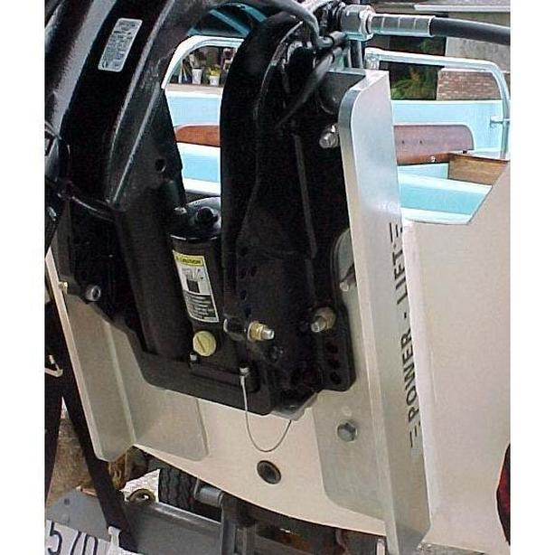WANTED: Outboard Jackplate