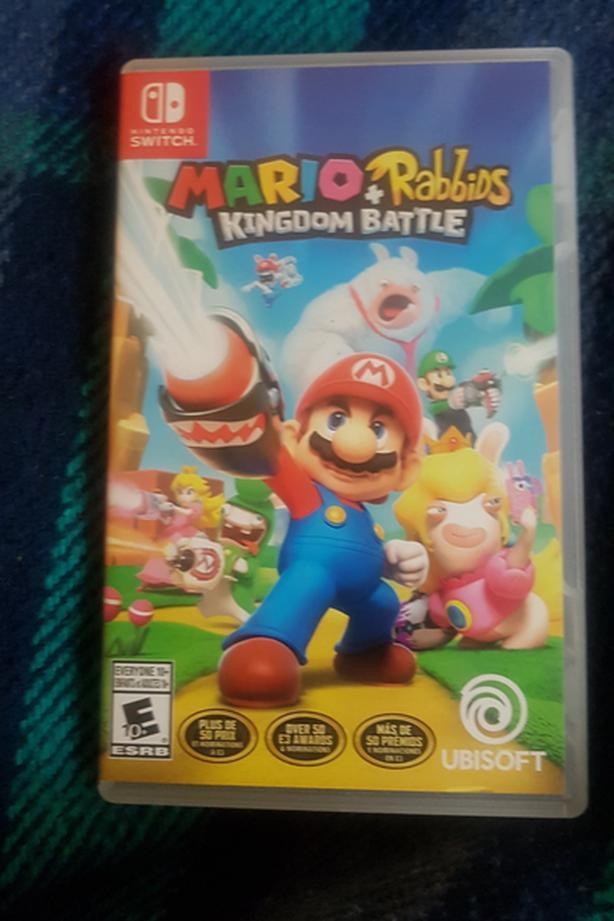 Mario+Rabids