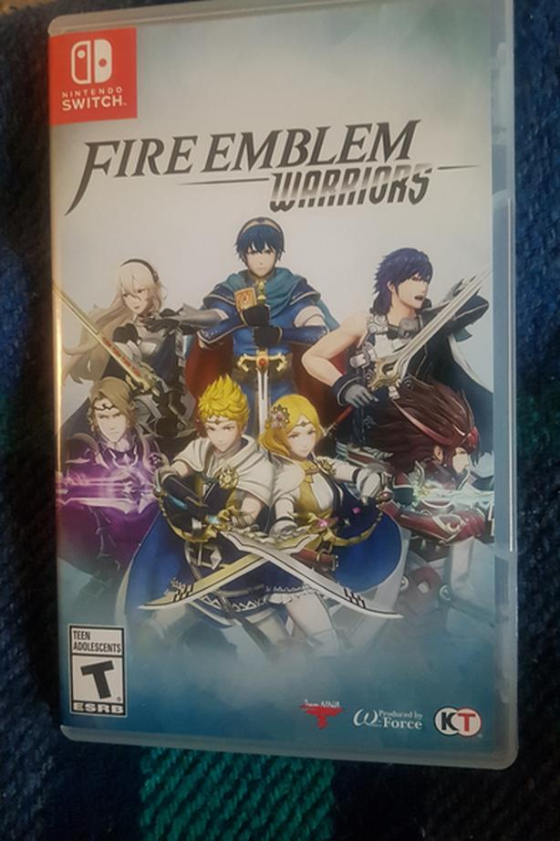 Fire emblem warriors for Nintendo switch sell or trade