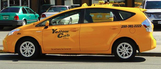 Yellow Cab of Victoria Full Share (Day & Night Shift) for Sale