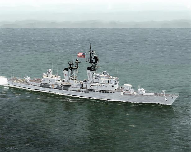"""""""USS King"""""""