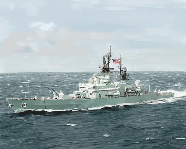 """""""USS Dale"""""""