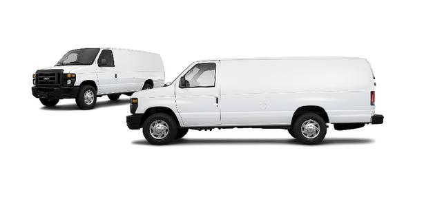 2010 Ford E-250 Extended Cargo