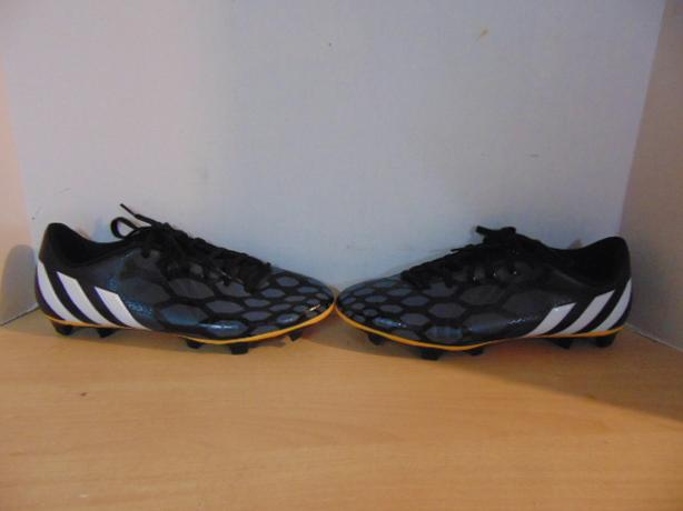 c91c517c8 Soccer Shoes Cleats Men 39 S Size 10 Adidas Predator Black Grey