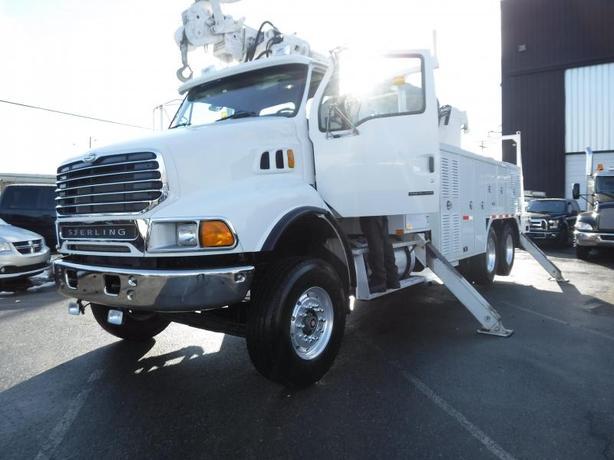 2007 Sterling LT8500 Boring Truck Diesel Air Brakes