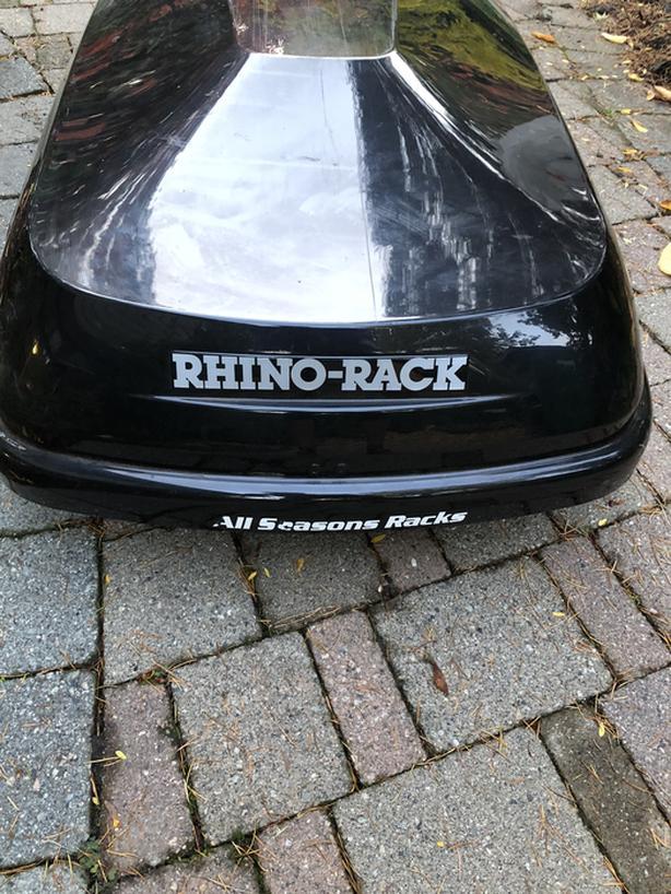 """""""Rhino"""" Rack Roof Box"""