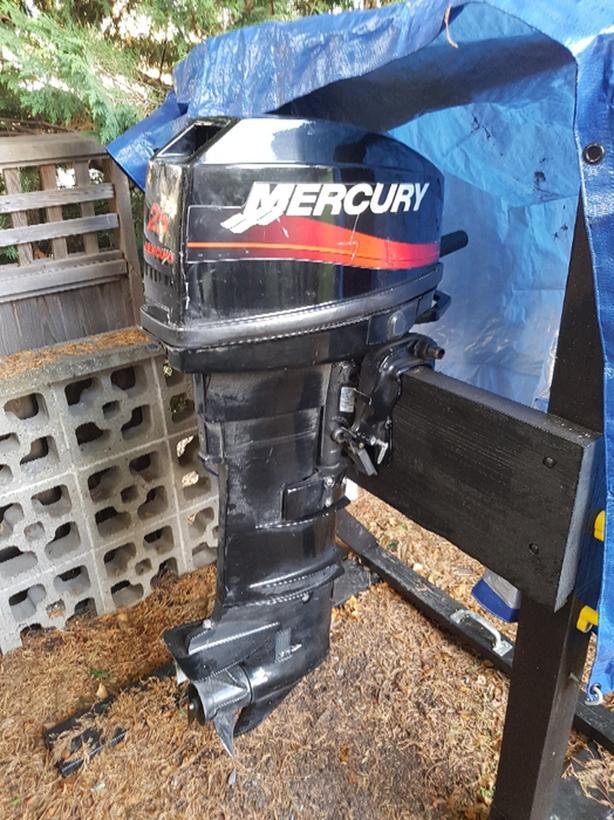  Log In needed $1,000 · 25 hp 2 stroke